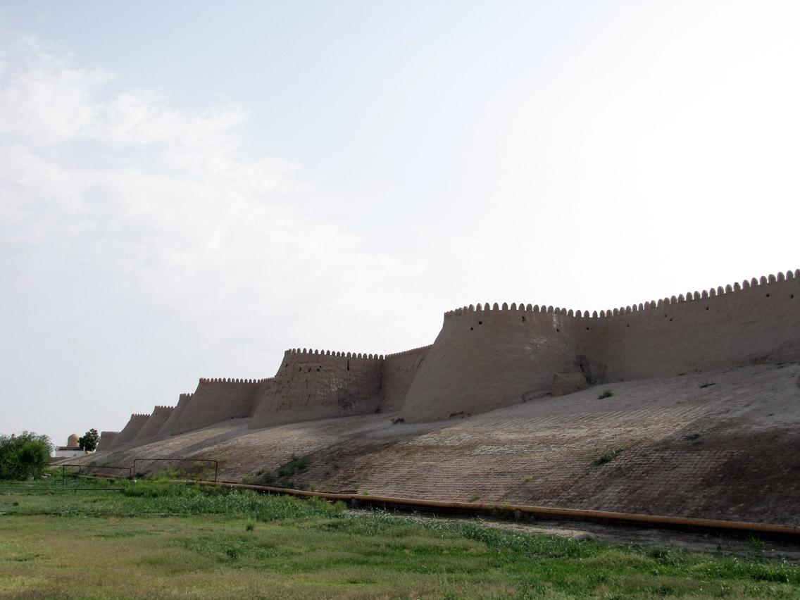 muro de khiva bobilaaguilera